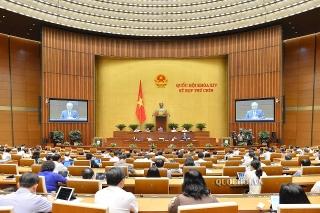 Quốc hội thảo luận kế hoạch phát triển KT-XH và ngân sách nhà nước