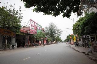 Huyện Lương Tài đạt chuẩn nông thôn mới
