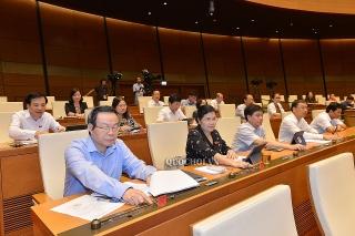 Hôm nay, Quốc hội biểu quyết thông qua Luật Doanh nghiệp và Luật Đầu tư