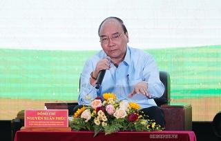 Thủ tướng Nguyễn Xuân Phúc lần thứ 3 đối thoại với nông dân
