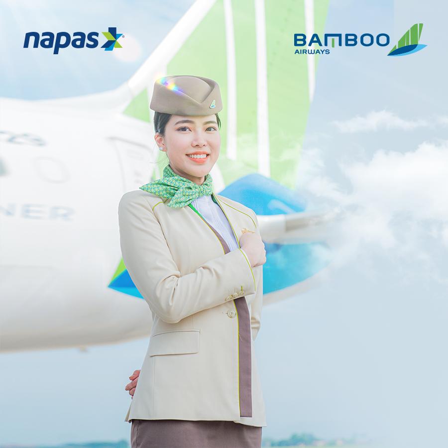 Bamboo Airways và Napas chung tay kích cầu du lịch nội địa