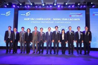 Bảo Việt phát hành riêng lẻ cho Sumitomo Life: Là 1 trong 5 Dự án đầu tư tiêu biểu của TP Hà Nội