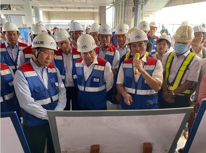 Gỡ vướng mắc các dự án ODA tại TP.HCM