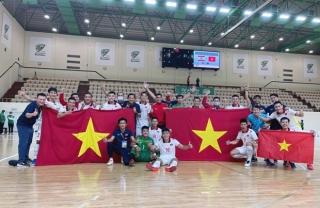 FIFA Futsal World Cup 2021: Việt Nam nằm chung bảng với Brazil