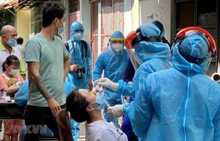 Thêm 53 ca mắc mới COVID-19, Việt Nam có 6.118 ca trong nước