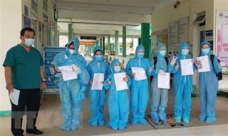 Sáng 5/6: Ghi nhận 77 ca mắc mới COVID-19, Bắc Giang vẫn là điểm nóng