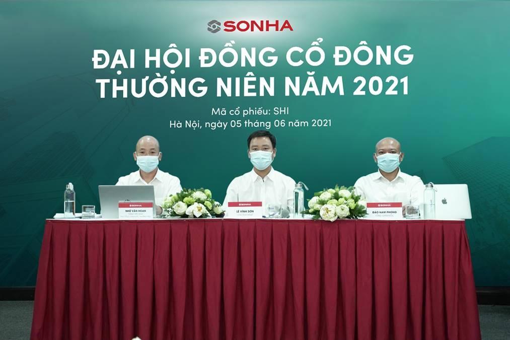 son ha thong qua ke hoach tang von dieu le huong den doanh nghiep da nganh hang dau