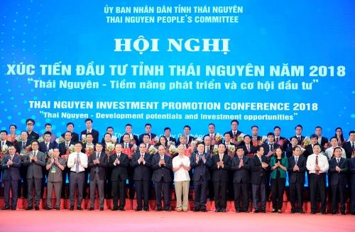 Kỳ vọng Thái Nguyên thành hình mẫu chuyển đổi mô hình tăng trưởng