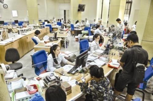 Hà Nội: Đến hết tháng 6 tín dụng tăng 7,3%