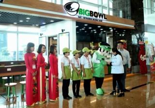 BIG BOWL khai trương nhà hàng tại Sân bay Cam Ranh