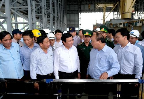 Thủ tướng: Formosa cần rút kinh nghiệm, tuyệt đối không bao giờ vi phạm lần thứ hai