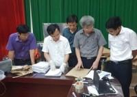 5 đối tượng liên quan sửa điểm thi ở Sơn La