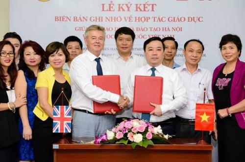 BUV hỗ trợ nâng cao năng lực tiếng Anh cho học sinh, giáo viên