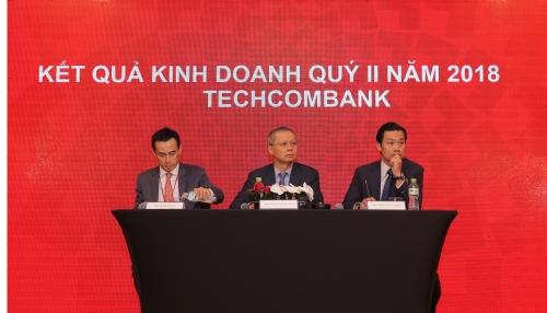 Đa dạng nguồn thu, Techcombank đạt tỉ lệ thu nhập ngoài lãi chiếm 41,7%