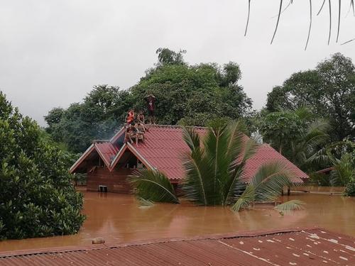 Ứng phó trước việc vỡ đập thủy điện ở Lào và diễn biến mưa lũ