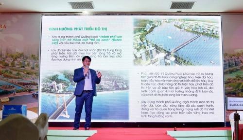 Bất động sản ven sông Trà Khúc có gì hấp dẫn?