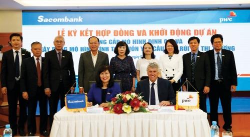 Sacombank khởi động dự án để tăng tốc lộ trình tiến tới áp dụng Basel II
