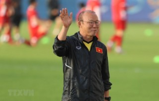HLV Park Hang-seo: Tôi rất sợ người hâm mộ Việt Nam hiểu lầm