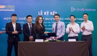 Công ty Vay Mượn công bố hợp tác chiến lược với Bảo hiểm VietinBank