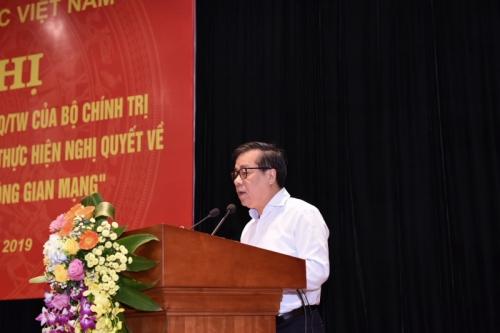 Đảng ủy cơ quan NHTW quán triệt, triển khai Nghị quyết số 29-NQ/TW của Bộ Chính trị