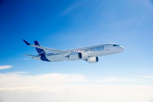 Hà Nội sẽ là điểm dừng chân trong lịch bay trình diễn của Airbus A220