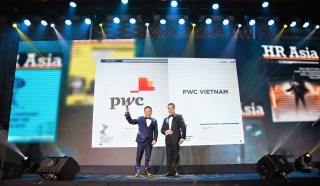 PwC Việt Nam được vinh danh là một trong những nơi làm việc tốt nhất châu Á năm 2020