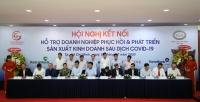 Hội nghị kết nối Ngân hàng - Doanh nghiệp tại TP.HCM: Hỗ trợ trên 87 nghìn tỷ đồng cho doanh nghiệp