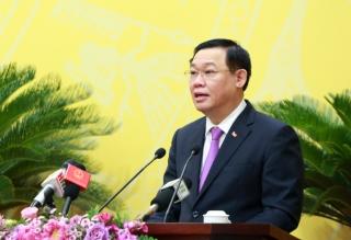 Hà Nội quyết tâm GRDP tăng gấp 1,3 lần cả nước