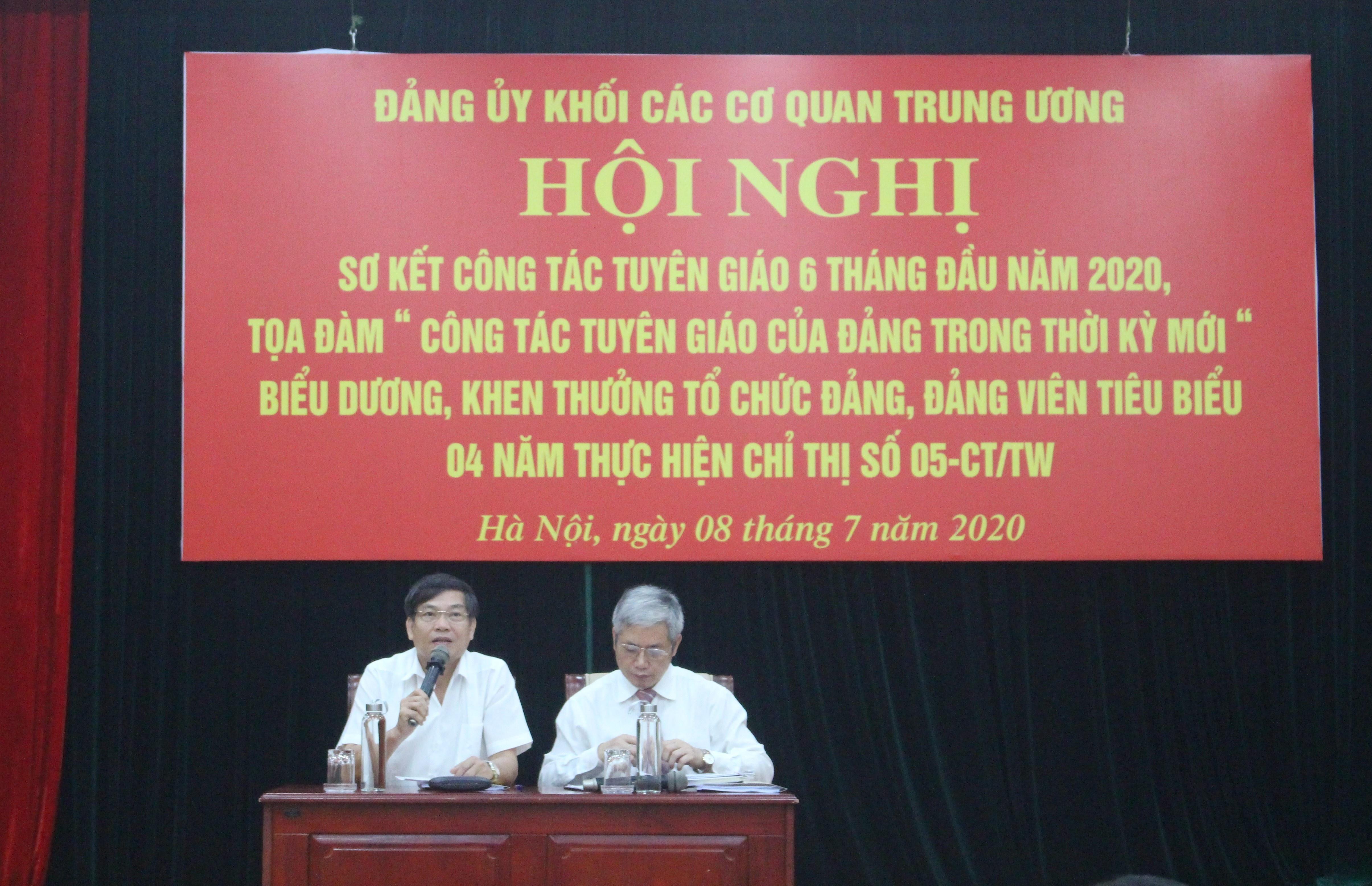 khen thuong 21 tap the 16 ca nhan tieu bieu thuc hien chi thi so 05 cttw giai doan 2018 2020
