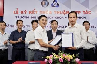 Viettel hợp tác với Đại học Bách khoa TP HCM sản xuất chip 5G