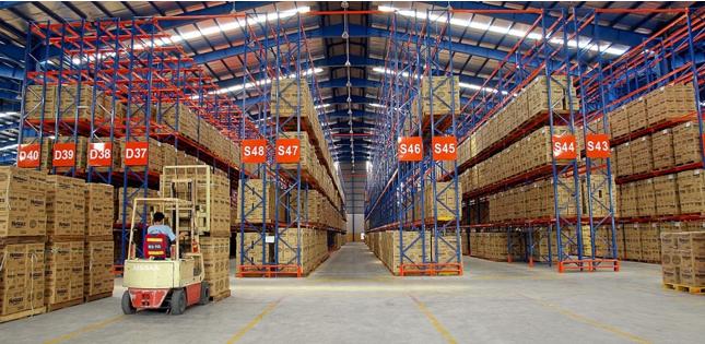 Diện tích kho vận tăng trưởng mạnh nhờ sự đa dạng chuỗi cung ứng