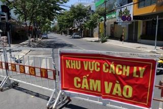 Phát hiện thêm 7 ca mắc COVID-19 ở Đà Nẵng và Quảng Nam