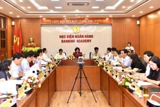 Góp ý dự thảo Báo cáo chính trị Đại hộiĐảng bộ Khối các cơ quan Trung ương