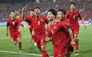 Việt Nam cùng bảng Nhật Bản, Trung Quốc ở vòng loại thứ ba World Cup 2022
