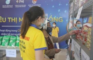PNJ tổ chức siêu thị 0 đồng ở Đà Nẵng