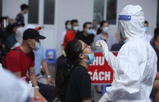 Số ca mắc COVID-19 tại Việt Nam đã vượt 30.000 ca