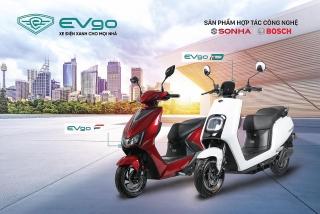Tập đoàn Sơn Hà khai trương trung tâm xe máy điện EVgo đầu tiên tại Vĩnh Phúc