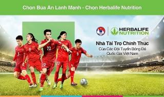 Herbalife trở thành Nhà tài trợ chính thức của Đội tuyển bóng đá quốc gia Việt Nam