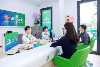 Nhiều chỉ tiêu tài chính VPBank tiếp tục cải thiện mạnh mẽ nửa đầu năm 2021