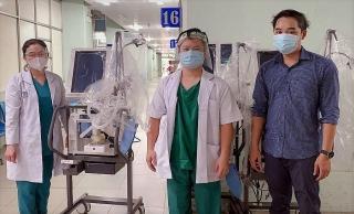 VPBank hỗ trợ gấp 715 máy thở cho TP.HCM và các tỉnh phía Nam