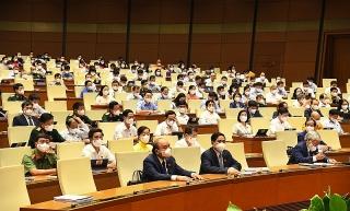 Hôm nay Quốc hội thông qua nhiều Nghị quyết quan trọng