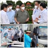 Những chỉ đạo quyết liệt phòng, chống dịch COVID–19 của Thủ tướng Chính phủ trong tuần qua