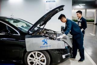 Tăng bảo hành cho Peugeot 5008 và 3008 All New