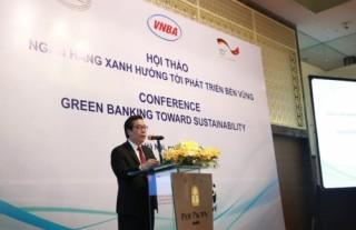 Hướng đến mục tiêu ngân hàng xanh và bền vững