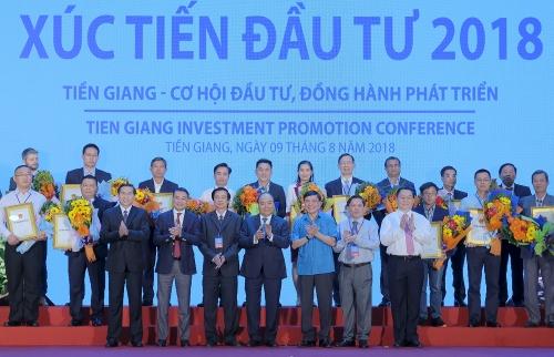 Ngành Ngân hàng đồng hành cùng doanh nghiệp Tiền Giang