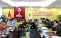 Nhiều đoàn ĐBQH tổ chức hội nghị góp ý dự án luật Cảnh sát biển