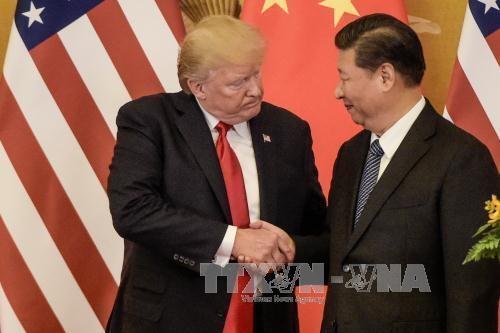 Hai siêu cường kinh tế của thế giới lên kế hoạch giải quyết bất đồng thương mại