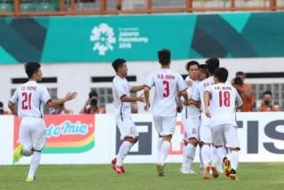 Đánh bại U23 Nhật Bản 1-0, U23 Việt Nam giành ngôi nhất bảng D