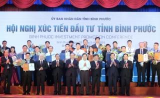 Hơn 1 tỷ USD vốn đầu tư vào Bình Phước