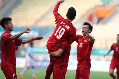 U23 Việt Nam chạm trán U23 Bahrain ở vòng 1/8